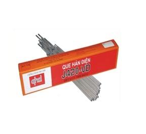Que hàn Sắt Thép Việt Đức J420–VD