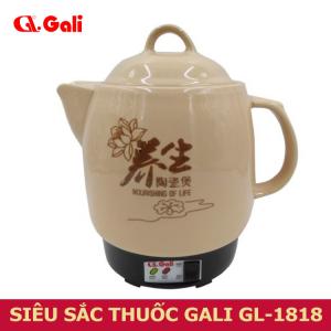 Siêu sắc thuốc Gali GL-1818