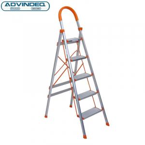 Thang nhôm ghế 5 bậc xếp gọn Advindeq ADS705