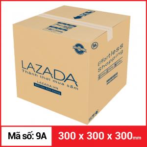 Thùng Carton gói hàng kích thước 300x300x300mm