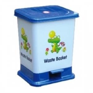Thùng rác Nhựa Chợ Lớn M27-RĐ (Đại)