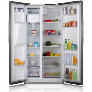 Tủ lạnh Side by Side KAFF KF-SBS600BWT