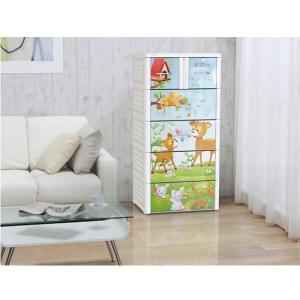 Tủ Nhựa Duy Tân Tabi-M (5 tầng - 6 ngăn)