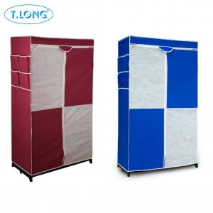 Tủ vải đựng quần áo Thanh Long TVAI02