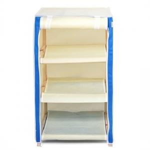 Tủ vải khung gỗ thông minh đa năng Goldhouse GH10