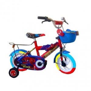 Xe đạp trẻ em - 12 inch - M1273-X2B-3M (Số 68 - Spiderman - BX3M)
