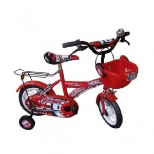 Xe đạp trẻ em - 12 inch - M1391-X2B (Số 72 - Hotboy Đỏ)