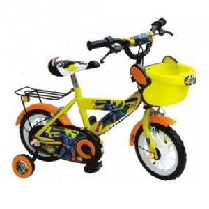 Xe đạp trẻ em - 12 inch - M698-X2B (Số 18 - Batman)