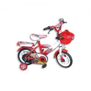 Xe đạp trẻ em - 12 inch - M876-X2B (Số 5 - Đỏ+Trắng)