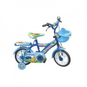 Xe đạp trẻ em - 12 inch - M904-X2B (Số 40 - Fish)