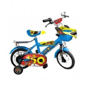 Xe đạp trẻ em - 14 inch - M1254-X2B (Số 64 - Siêu Nhân Vàng)