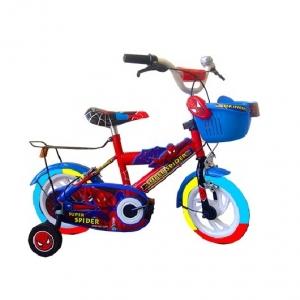 Xe đạp trẻ em - 14 inch - M1274-X2B-3M (Số 68 - Spider Man - BX3M)