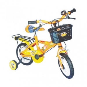 Xe đạp trẻ em - 14 inch - M607-X2B (Số 8 - Vàng)