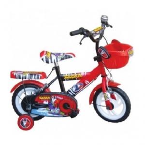 Xe đạp trẻ em - 14 inch - M983-X2B (Số 6 - Đen+Đỏ)