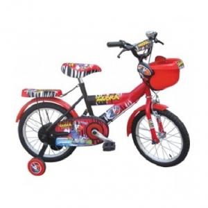 Xe đạp trẻ em - 16 inch - M989-X2B (Số 6 - Bánh Căm Đen+Đỏ)