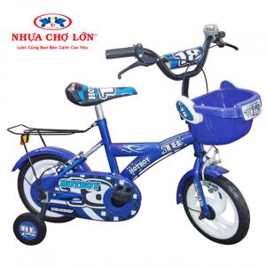 Xe đạp trẻ em 2 bánh Nhựa Chợ Lớn 12 INCH 73 | M1395-X2B