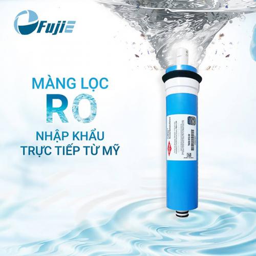 Máy lọc nước RO FUJIE RO-06 CAB (6 cấp lọc - Bao gồm tủ cường lực)-2