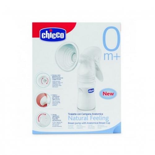 Máy hút sữa bằng tay Chicco Natural Feeling-2