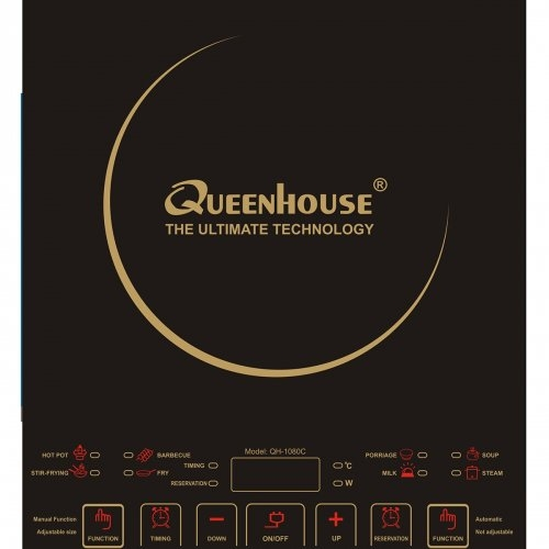 Bếp điện từ QueenHouse QH-1080C-1