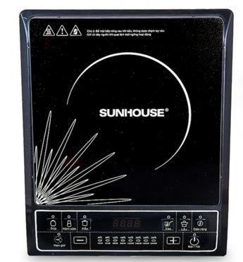 Bếp điện từ Sunhouse SHD6145-2