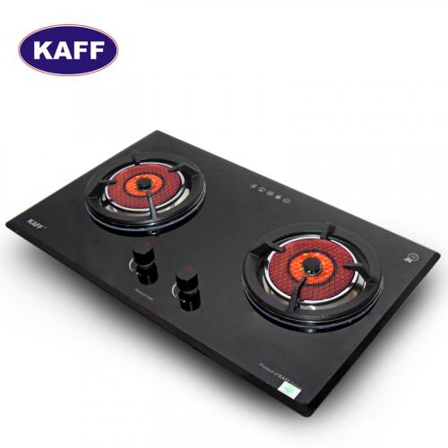 Bếp gas âm hồng ngoại KAFF KF-608I - Cảm ứng ngắt gas-2