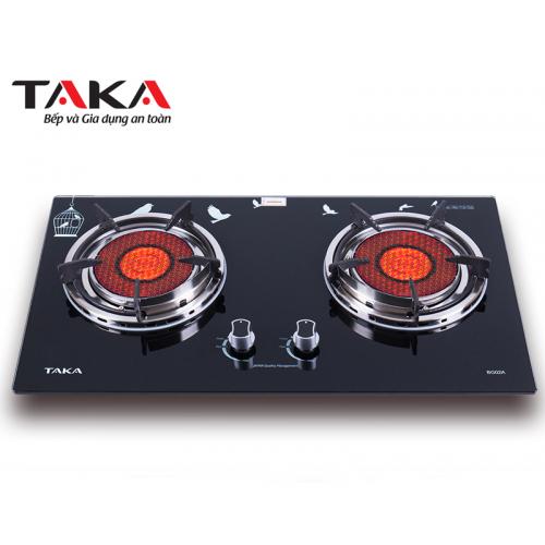 Bếp gas âm hồng ngoại Taka BG02A