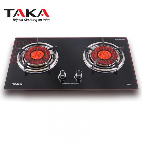 Bếp gas âm hồng ngoại Taka BG02C