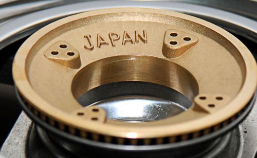 Bếp gas chén đồng kính cường lực Fujishi FJ-D790-3