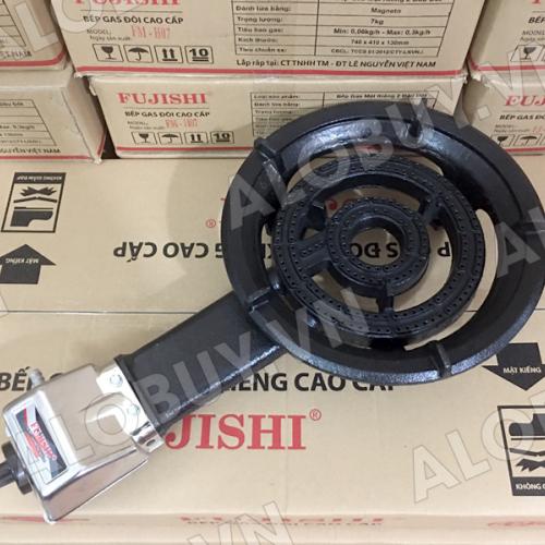 Bếp gas công nghiệp Fujishi FJ-280 (Màu đen)-5