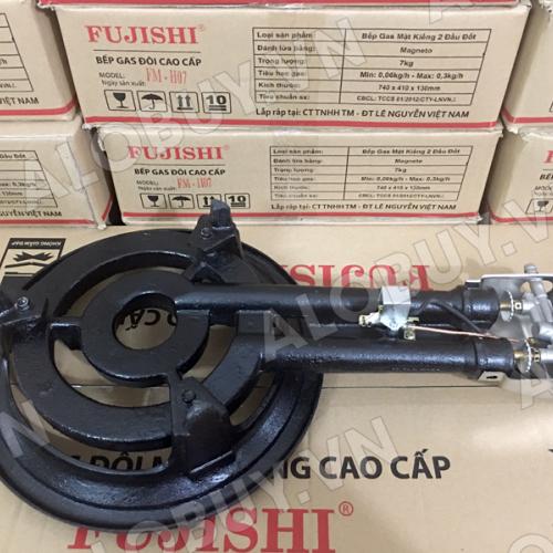 Bếp gas công nghiệp Fujishi FJ-280 (Màu đen)-2