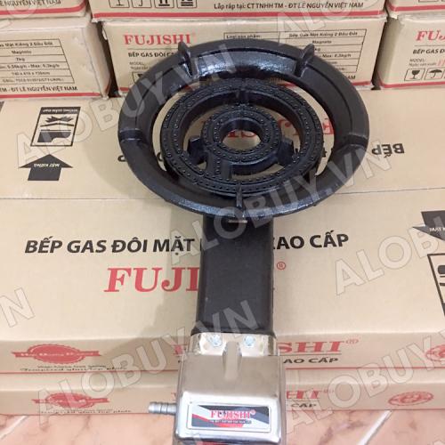 Bếp gas công nghiệp Fujishi FJ-280 (Màu đen)-3