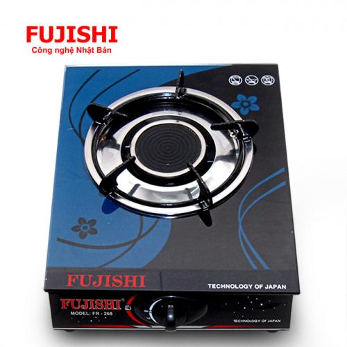 Bếp gas đơn hồng ngoại Fujishi FR-268-iHN (Kính xanh)-2