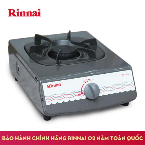 Bếp gas đơn Rinnai RV-150G
