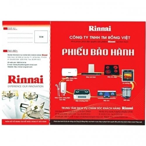 Bếp gas đơn Rinnai RV-150(L)-5