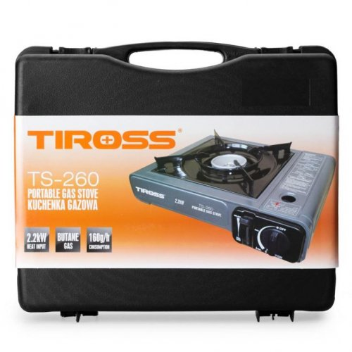Bếp ga mini Tiross TS-260-1
