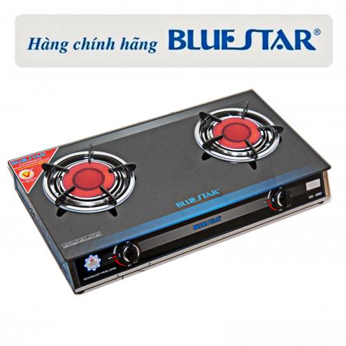 Bếp gas hồng ngoại Bluestar NG-5680C, IC 2 vòng lửa-2