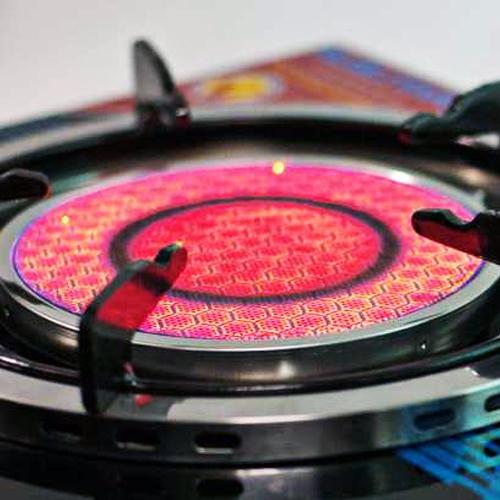 Bếp gas hồng ngoại Bluestar NG-5680C, Magneto 2 vòng lửa-5