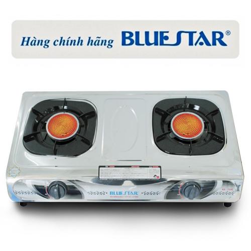 Bếp gas hồng ngoại khung inox Bluestar NS-720C-3