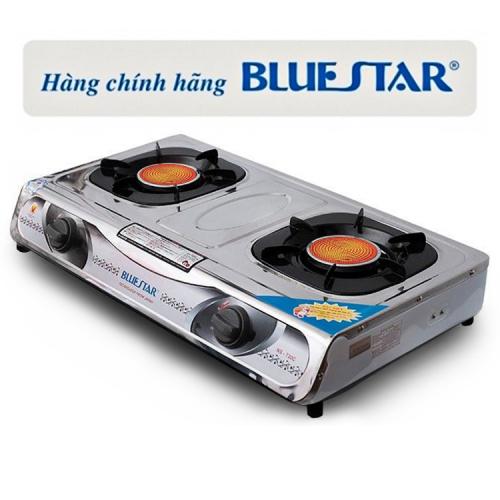 Bếp gas hồng ngoại khung inox Bluestar NS-720C-2