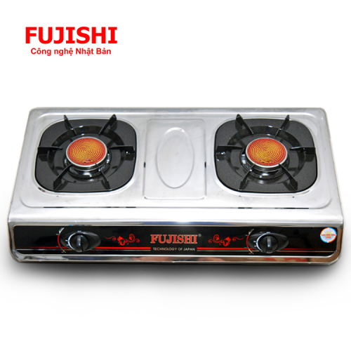 Bếp gas hồng ngoại khung inox Fujishi FU-220-iHN-2