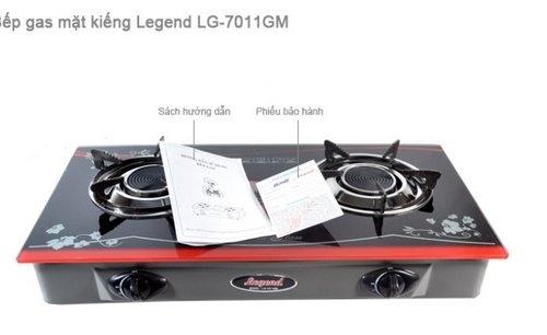 Bếp gas hồng ngoại Legend LG-7011GM - Điếu gang-3