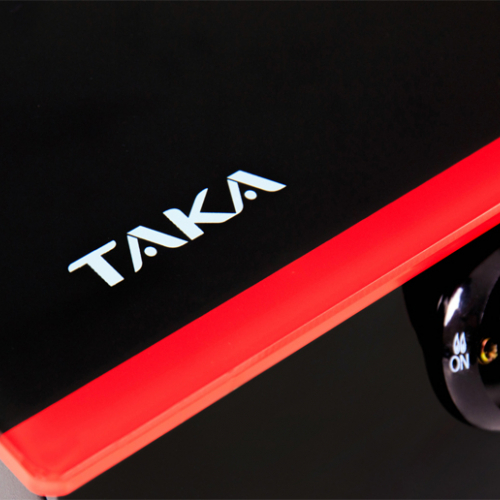 Bếp gas hồng ngoại Taka TK-HG6, Magneto 2 vòng lửa-2