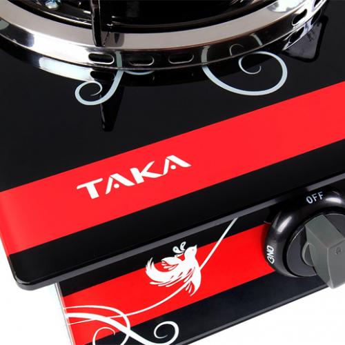 Bếp gas hồng ngoại Taka TK-HG8, Magneto 2 vòng lửa-4