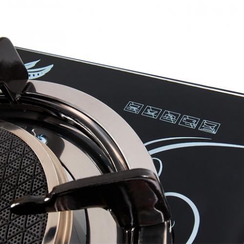 Bếp gas hồng ngoại Taka TK-HG8, Magneto 2 vòng lửa-3