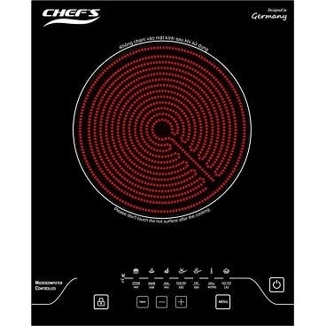 Bếp hồng ngoại Chef's EH-HL2000A-1