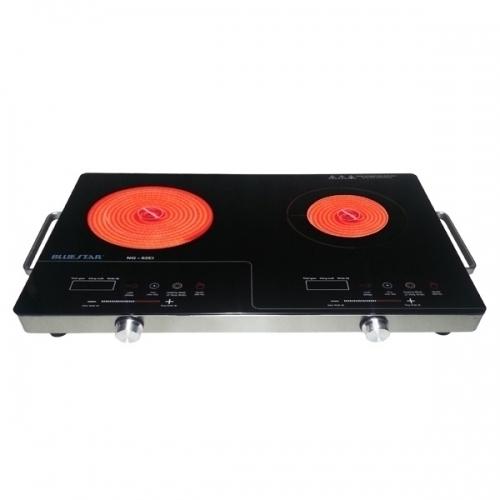 Bếp hồng ngoại đôi Bluestar NG-02EI-1