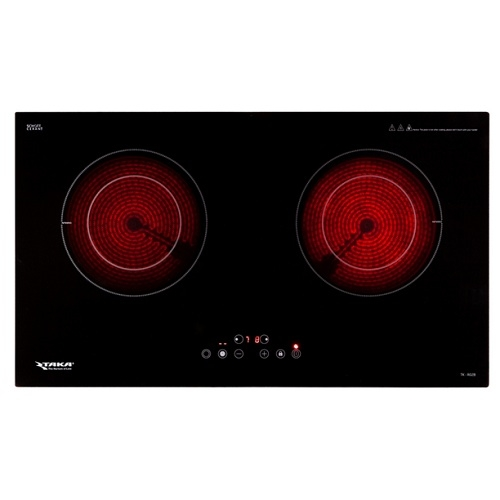 Bếp hồng ngoại đôi Chef