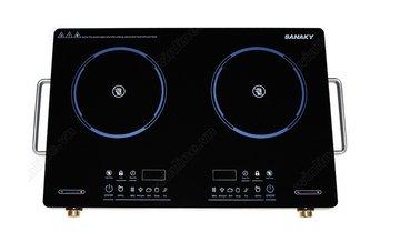 Bếp hồng ngoại đôi Sanaky AT-203HGNW-2