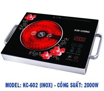 Bếp hồng ngoại Kim Cương KC-602-1
