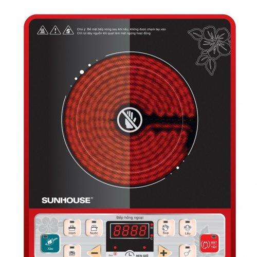 Bếp hồng ngoại Sunhouse SHD6003-2